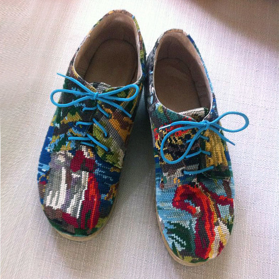 נעלי גובלן