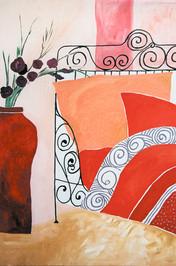 מיטה כתומה, 2003