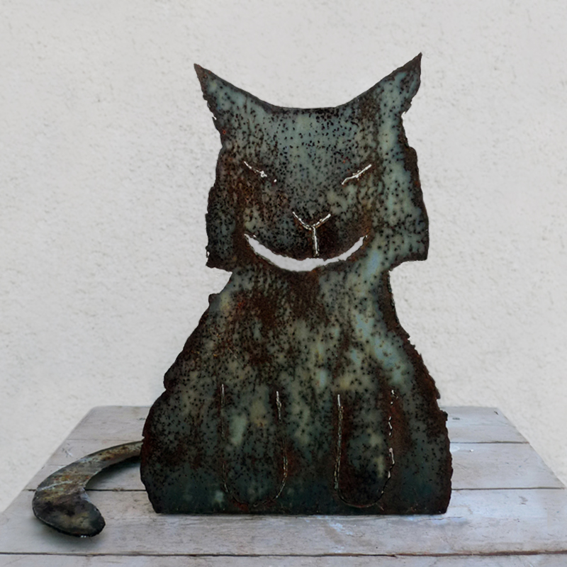 13_ The Cheshire Cat