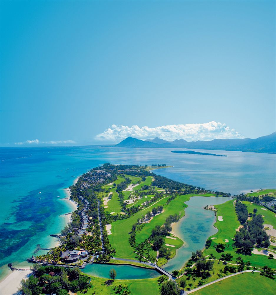 Paradis Golf Resort aerial view