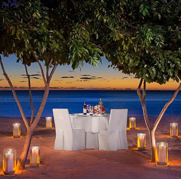 Романтический ужин Маврикий - www.deluxe-mauritius.com