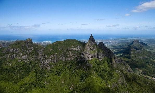 Горы Маврикий - www.deluxe-mauritius.com
