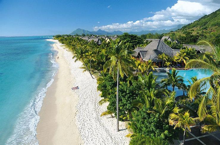 Отели и пляжи - Маврикий - www.deluxe-mauritius.com