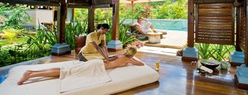 SPA in Mauritius with Emocean.mu