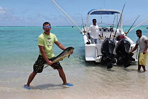 Рыбалка Маврикий - www.deluxe-mauritius.com