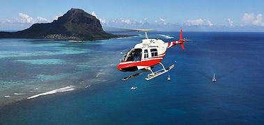 Вертолетные экскурсии Маврикий - www.deluxe-mauritius.com