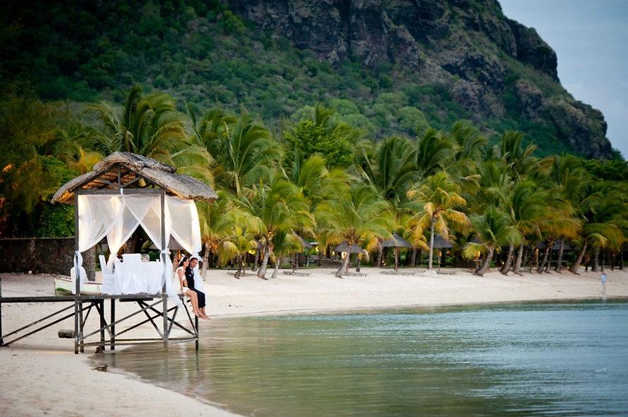 Свадьба или Медовый месяц - Маврикий - www.deluxe-mauritius.com