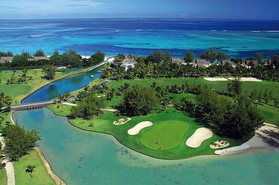 Гольф Маврикий www.deluxe-mauritius.com