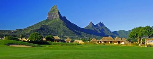Гольй Маврикий - Tamarina Golf