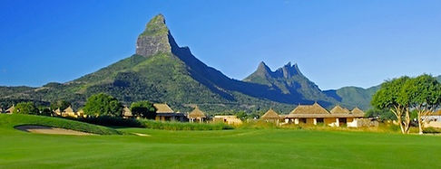 Golf in Mauritius with Emocean.mu