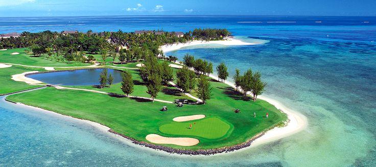 Гольф Маврикий - Paradis Golf & Spa