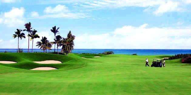 Маврикий гольф - Anahita Golf