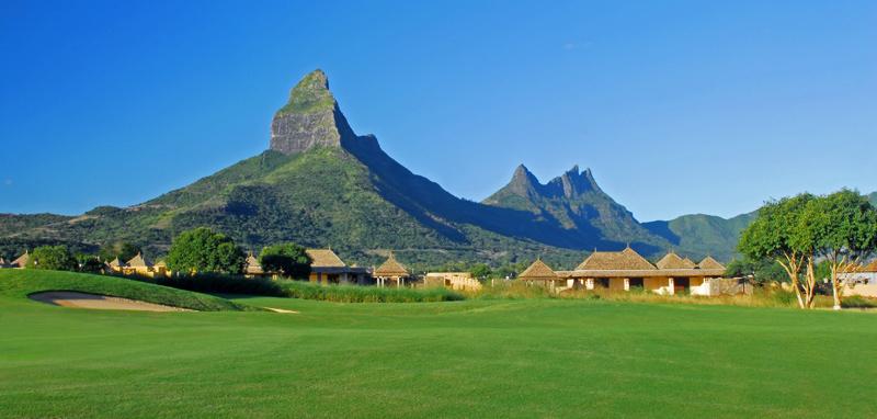 Гольф Маврикий - Tamarina Golf