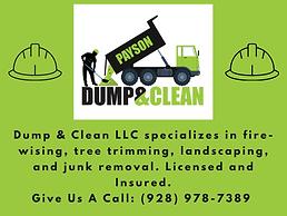 Payson Dump & Clean Ad .png
