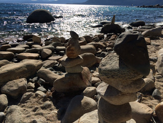 Rocks, Water and The Meaning of Life