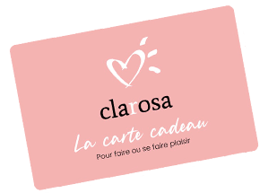 CARTE CADEAU CLAROSA