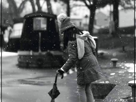 GELÉE, BLANCHEUR, CHALEUR DANS LE CŒUR...L'hiver à l'Hostel Le Grand Bassin à Castelnaudary