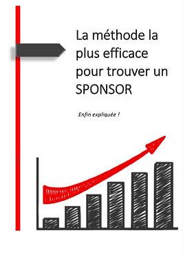 trouver un sponsor