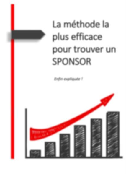 trouver un sponsor dossier de sponsoring, trouver des sponsors
