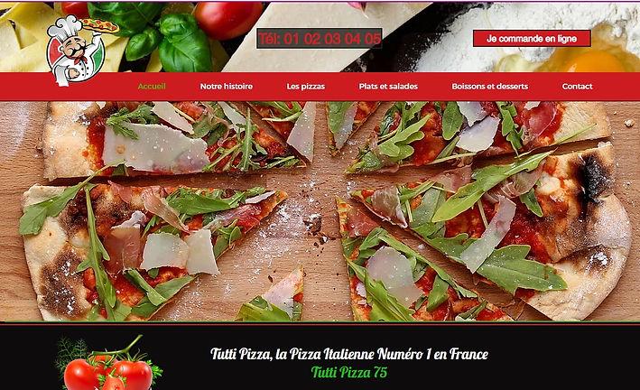 Site internet pizzeria, création de sites internet pour pizzerias et camion pizza, vendez vos pizzas directement sur votre site web, Site internet pour pizzeria et camions pizza clé en main. Créations de site web pour pizzeria , Albi, Tarn, Occitanie