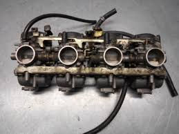 Nettoyage rampe carburateur
