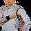 Thumbnail: Combinaison pilote kart HRX Fuji Sublimated 1 Clair