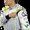 Thumbnail: Combinaison pilote kart HRX Fuji Sublimated 2 Clair