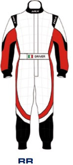 Combinaison TUTOR Racer  HRX BeSpoke