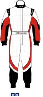 Combinaison  Racer ZERO  HRX BeSpoke