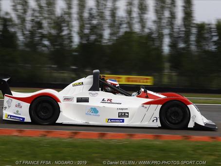 J-3 pour Renaud et le team SPRINT MOTORSPORT à LEDENON