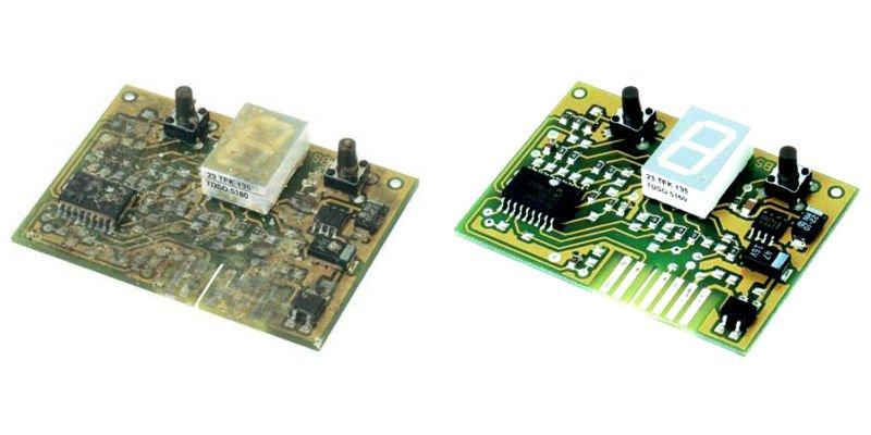 Nettoyage Circuits Imprimés