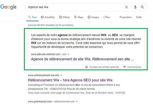 Votre site WIX n'apparait pas sur Google ? Vous avez un problème de référencement avec votre site Wix ?Vous cherchez comment améliorer le référencement de votre site internet WIX ? Peut-être avez vous un problème de contenu !