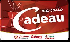 La carte cadeau Casino et Géant Casino Emrys la Carte vous permet de faire vos courses et des cumuler des points fidélité. Autofinancez vos courses grace à la carte cadeau Casino Géant Casino  Emrys La Carte. faire ses courses gratuitement c'est possible !