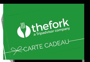 CARTE CADEAU THE FORK