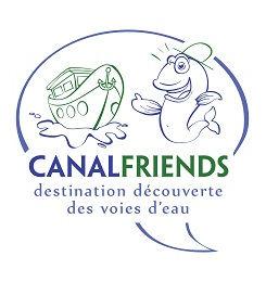 Logo Vectoriel canalfriend petit format.