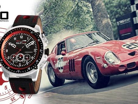 Les montres GTO, à nouveau partenaire de Renaud en 2019