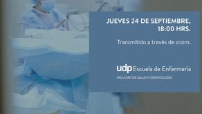 Webinar. Conversemos de Donación: Rol de enfermería en el proceso de procuramiento de órganos