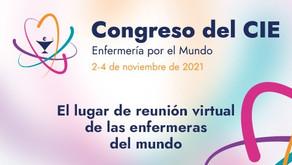 Congreso del CIE 2021 - Enfermería por el Mundo / 2-4 de noviembre