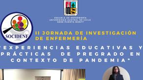 II Jornada de Investigación en Enfermería - UACH/SOCIDENF
