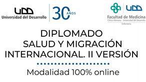 Diplomado en Salud y Migración Internacional - UDD