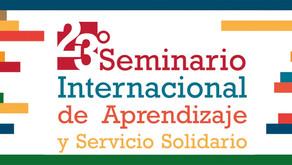 23° Seminario Internacional de Aprendizaje y Servicio