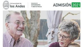 Diplomado en gerontología y geriatría de la Universidad de los Andes 2021