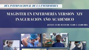 Funciones Esenciales de los Profesionales de Enfermería / Inauguración Magíster Enfermería UFRO