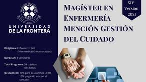 Magíster en Enfermería - Universidad de La Frontera