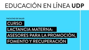 Curso Lactancia Materna -  Universidad Diego Portales