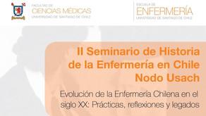 II Seminario: Historia de la Enfermería en Chile - Nodo USACH