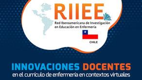 Innovaciones docentes en el currículo de Enfermería en contextos virtuales - RIIEE
