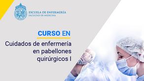 Curso: Cuidados de enfermería en pabellones quirúrgicos I - UC
