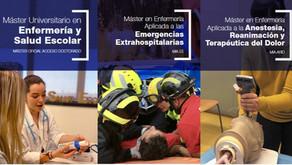 Programas de Postgrado / Escuela Superior de Enfermería del Mar, Barcelona (España)