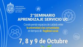 2° Seminario de Aprendizaje Servicio UC